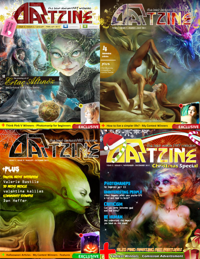 Dartzine 2011 Full Year Collection