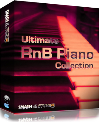 Smash Up The Studio Ultimate RnB Piano Collection MULTiFORMAT-DYNAMiCS