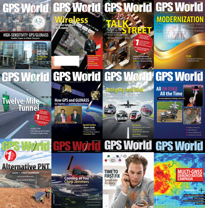 GPS World 2011 Full Year Collection