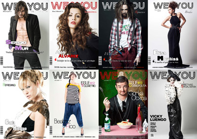 We&You 2011 Full Year Collection