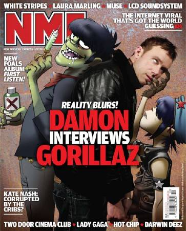NME - 13 March 2010
