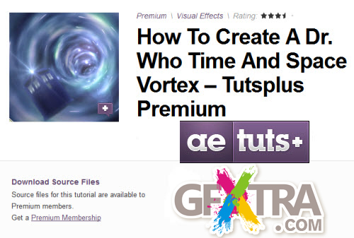 AE Tuts+ How To Create A Dr. Who Time And Space Vortex