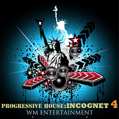 WM Entertainment Progressive House Incognet 4 WAV MIDI