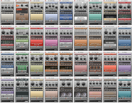 Audio Damage Pack 11.01.2012 WIN & OSX HAPPY NEW YEAR-ASSiGN
