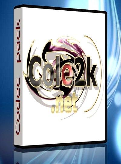 Cole2kMedia CodecPack Advanced8.0.3 الفيديو