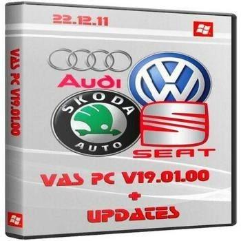 VAS PC v 19.01.00 + Updates (12.2011)