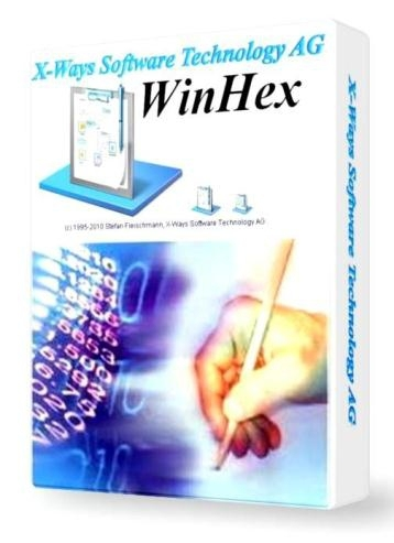 X-Ways Winhex 15.0 SR-2