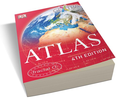 World Atlas | 37.53MB | HF-ES-DF 432 pages | Publisher: Dorling Kindersley Publishers Ltd; 4th Revised edition edition (March 1, 2010) | Language: English