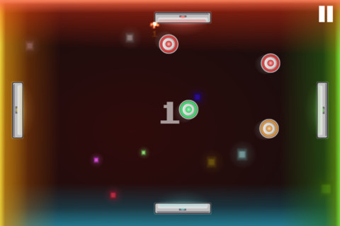 QuadPong 1.0.1 iPhone and iPod Touch