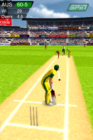 Cricket Game 2.7.43 iPhone and iPod Touch