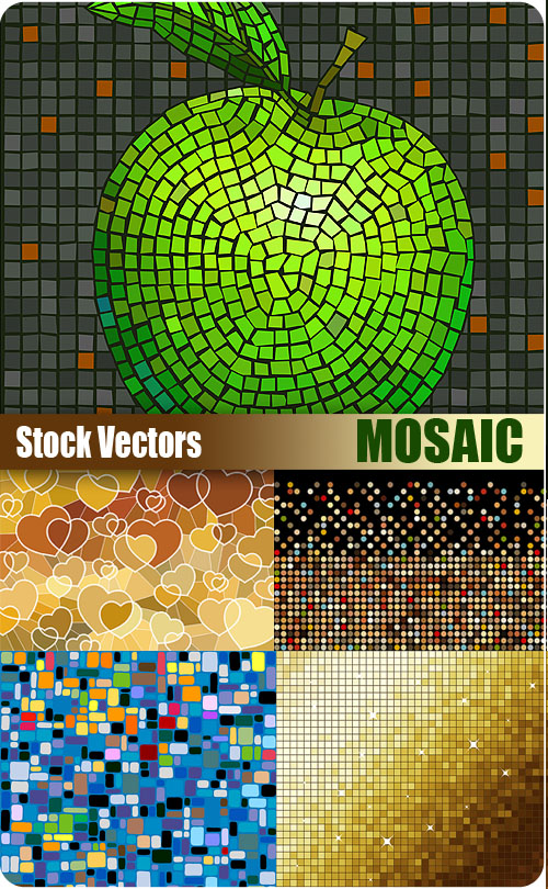 Stock Vectors - Mosaic