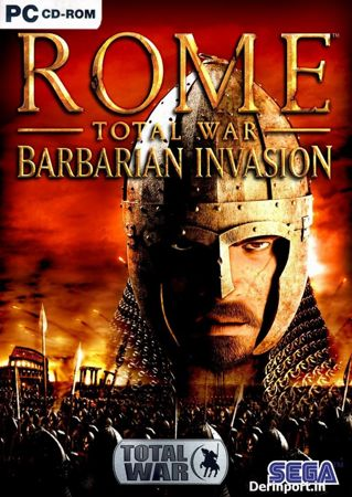 Rome Total War Barbarian Invasion (PC/ISO/TB)