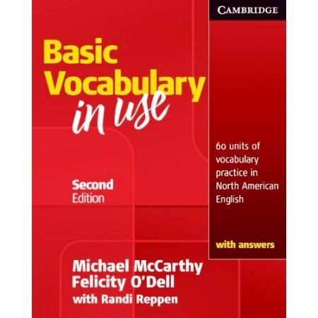 Basic Vocabulary in Use 2010 : 60 units of vocabulary practice in English ( Book + Audio )