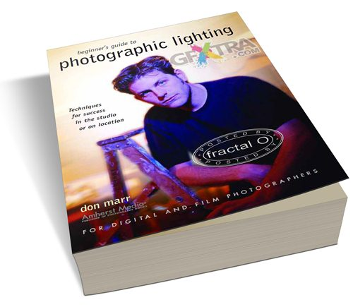 Beginner's Guide to Photographic Lighting: Techniques for Success in the Studio or on Location | 11.53MB | HF-ES-RS-DF 128 pages | Publisher: Amherst Media, Inc. (July 1, 2004) | Language: English