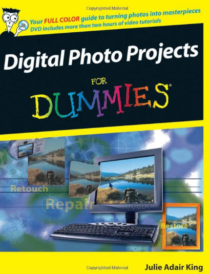 Digital Photo Projects For Dummies PDF eBook
