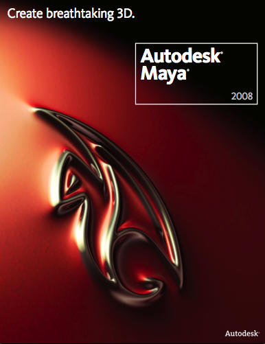autodesk maya 2008 software free