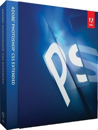 Adobe Photoshop CS5.1 Extended 12.1 (1 dvd)