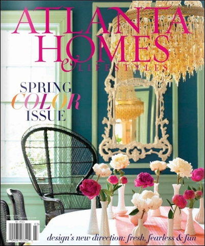 Atlanta Homes & Lifestyles - March 2012
