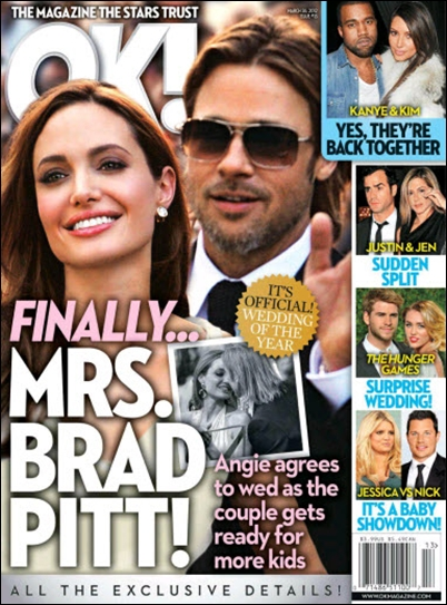 OK! Magazine - 26 March 2012