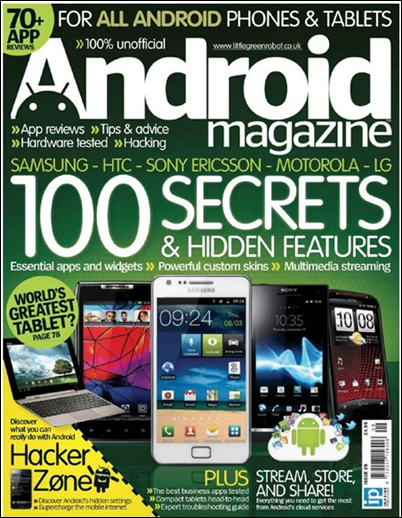 Android Magazine No.09 - March 2012 (UK)
