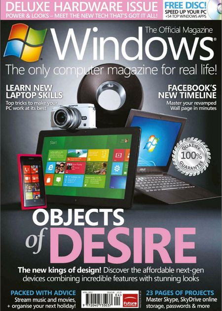 Windows: The Official Magazine - April 2012