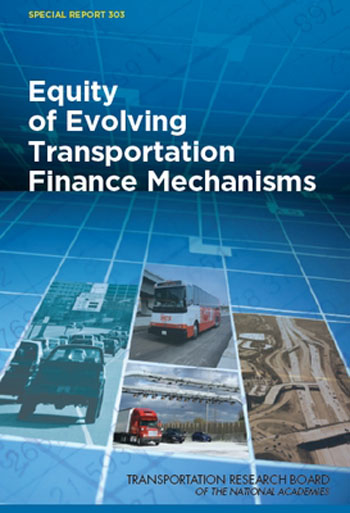 Equity of Evolving Transportation FinanceMechanisms