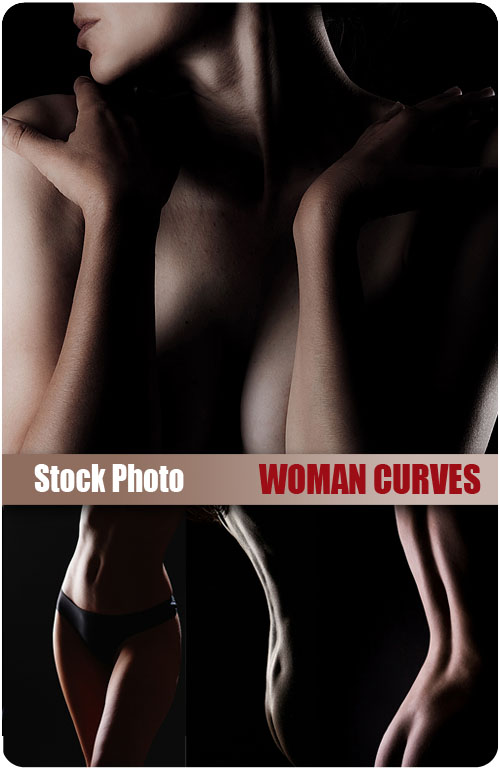 UHQ Stock Photo - Woman Curves