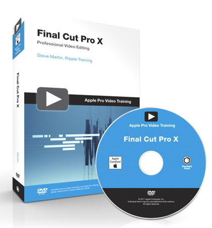 Final Cut Pro X v10.3 + Compressor v4.2 + Motion v5.0.2 All in One Pack ENG/MacOSX 2012