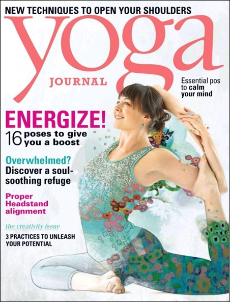 Yoga Journal - April/May 2012
