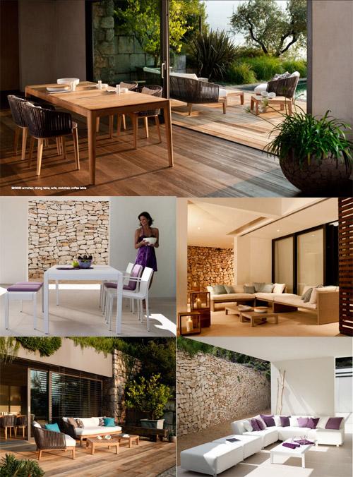 Cinema 4D – Gloster + Tribu Furniture