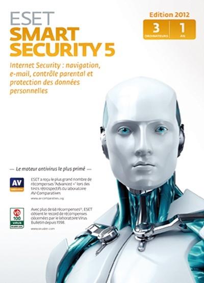 ESET Smart Security 5.0.95.5 Final x86/x64 + Ключи скачать бесплатно