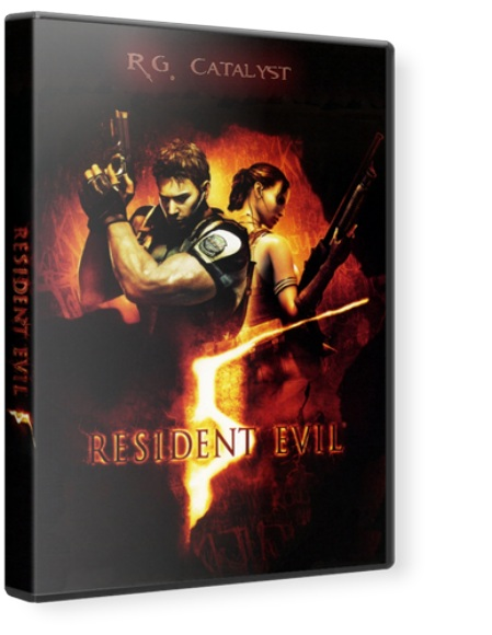 Resident Evil 5 v1 0 0 129 (2009 cracked Multi9 Rip by Naitro)