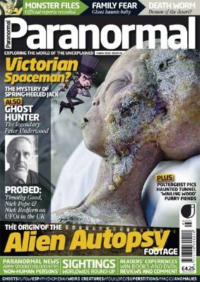 Paranormal - March 2010 (UK)