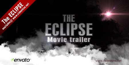 Videohive The Eclipse - Movie Trailer - After Effects Project