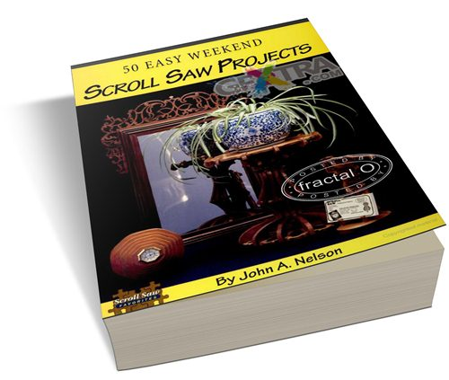 50 Easy Weekend Scroll Saw Projects | 11.03MB | HF-RS-DF 58 pages | Publisher: Fox Chapel Publishing (March 1, 1999) |Language: English
