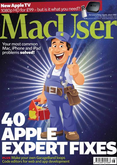 MacUser 13 April 2012