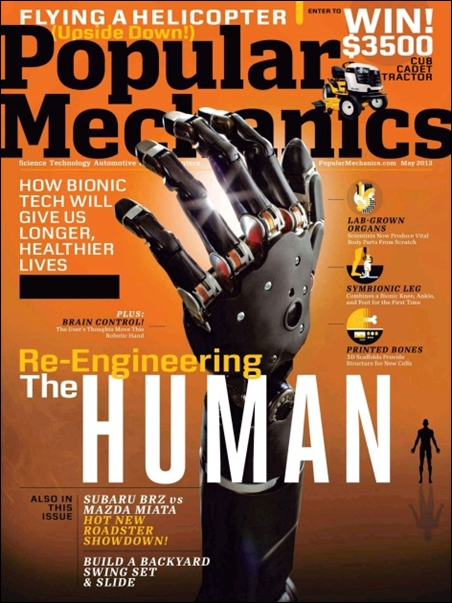 Popular Mechanics USA May 2012
