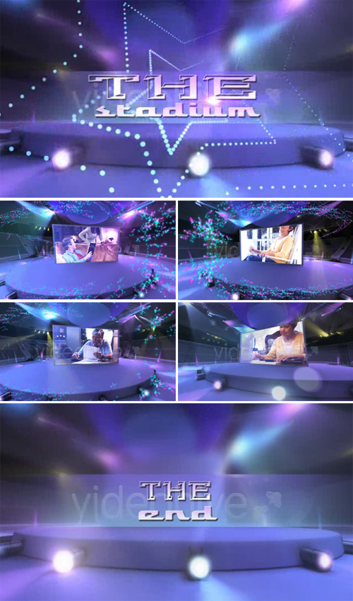 Videohive After Effects Project stadium 119836