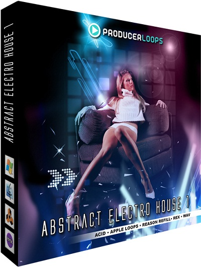 Producer Loops Abstract Electro House WAV REX REFILL AIFF