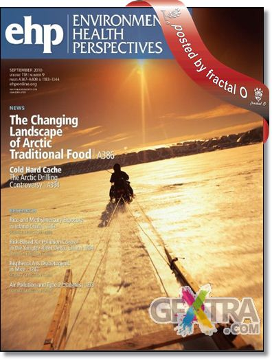 Environmental Health Perspectives | September 2010 | 78.51MB | HF-FS-DF