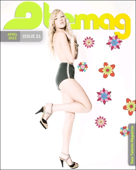 2beMAG issue 21 - April 2012