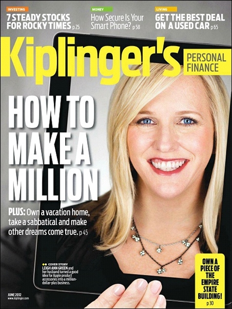 Kiplinger's Personal Finance - June 2012 (HQ PDF)