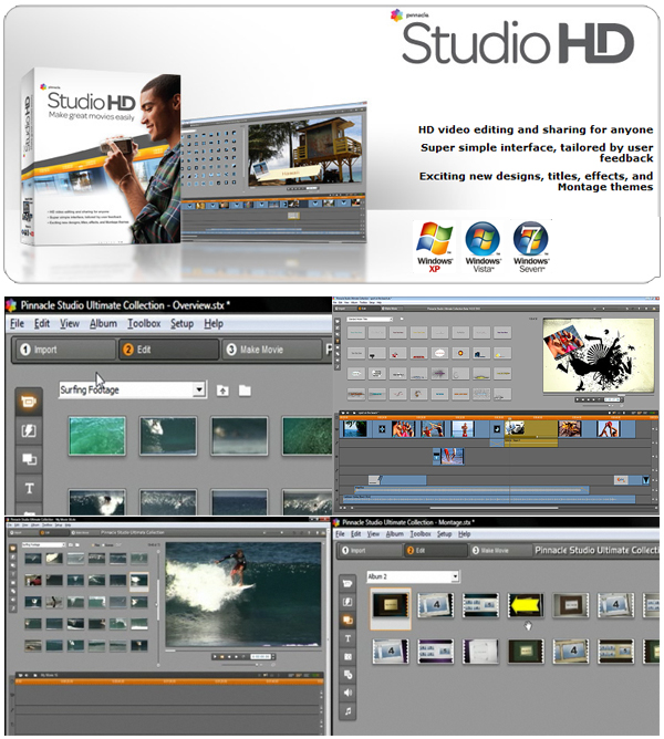 Pinnacle Studio Ultimate 14 HD