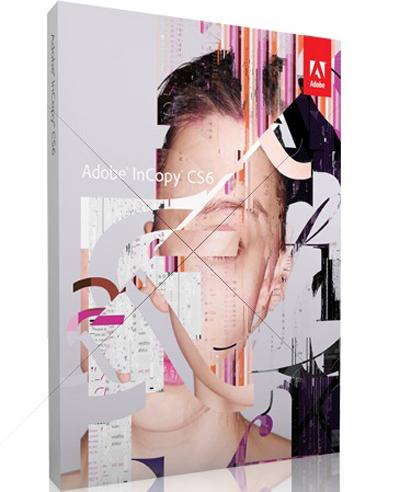 Adobe InCopy CS6 v8.0 LS16 Multilanguage MAC OSX