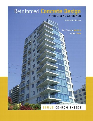 Reinforced Concrete Design: A Practical Approach