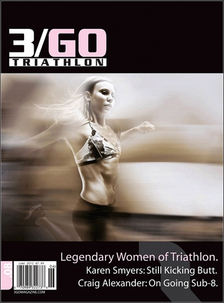 3/GO Triathlon - June 2012 (HQ PDF)