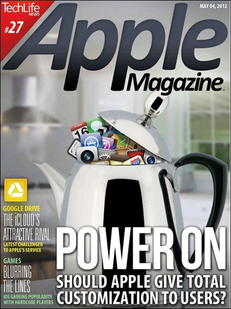 AppleMagazine - 04 May 2012