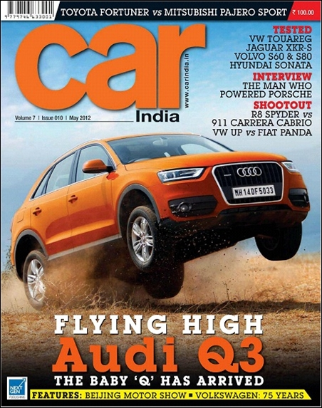Car India - May 2012 (HQ PDF)