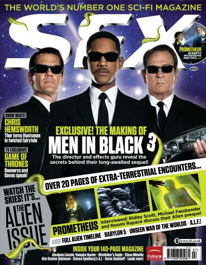 SFX Magazine July 2012