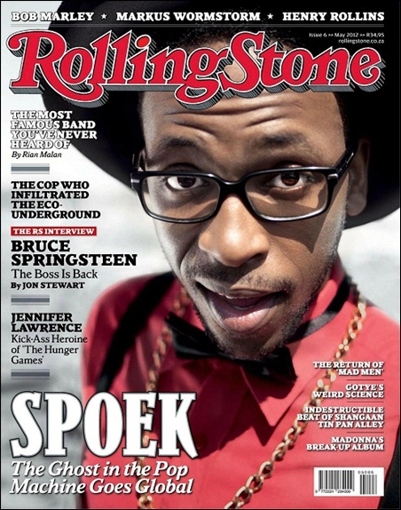 Rolling Stone South Africa - May 2012 (HQ PDF)